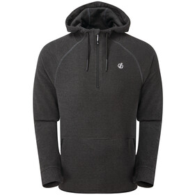 Dare 2b Forgo Fleece Hoodie Heren, ebony grey